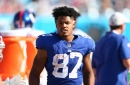"""Giants news, 10/17: Sterling Shepard professes """"total faith"""" in Eli Manning, more"""