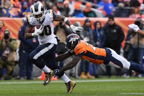 """Vance Joseph's simple answer for Broncos' tackling woes at Cardinals. """"It's a want-to thing."""""""
