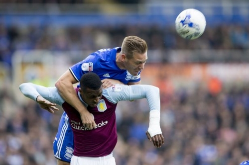 'We are not far off catching Aston Villa' Birmingham City captain's dig at rivals