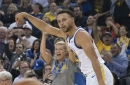 Analysis: Led by Curry and their young big men, Warriors begin their title defense with a win over the Thunder