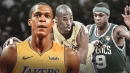 Lakers' Rajon Rondo says learning about Kobe Bryant's strategy vs. Celtics pissed him off