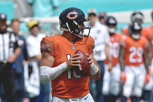 Bears mailbag: Thoughts on Mitchell Trubisky, Leonard Floyd and how the NFC North shakes out