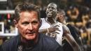 Warriors coach Steve Kerr praises Draymond Green's effort despite obvious fatigue