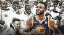 Warriors' Stephen Curry says ring ceremonies will never get old for him