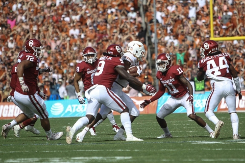 OU football: Sooners' defense finding new energy after loss, coaching changes