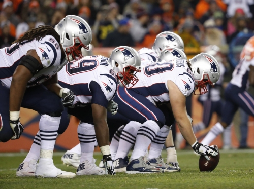Patriots offensive line has been great against weak defenses; can they stop Bears' Khalil Mack too?