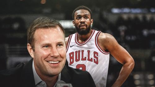 Bulls coach Fred Hoiberg confirms Jabari Parker will start season coming off bench