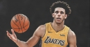 Lonzo Ball announces release of second signature sneaker