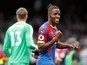 Report: Crystal Palace face fresh Wilfried Zaha injury fear