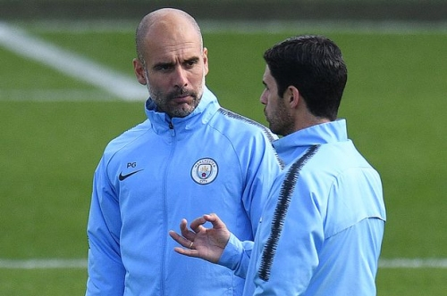 The Man City youngsters called up to first team training this week ahead of Burnley clash