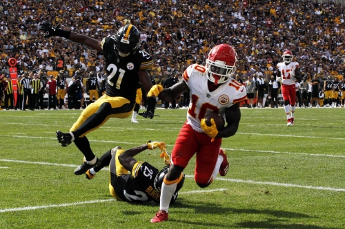 Despite defensive progress, Steelers still one of the teams giving up the most big plays