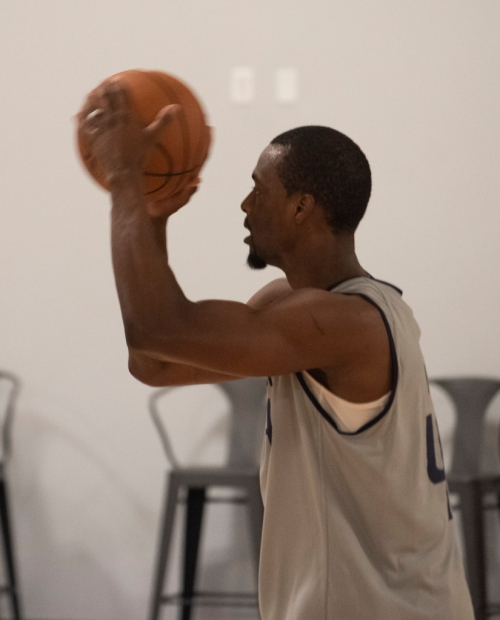 Fighting cabin fever, Harrison Barnes knows that 'hamstrings are kind of tricky'