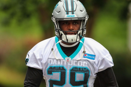 The Panthers are mostly healthy for their first practice ahead of Eagles game