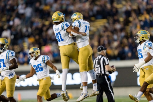 """The """"Eye Test"""": UCLA's First Complete Game Leads to Complete Dominance of UC Berkeley"""