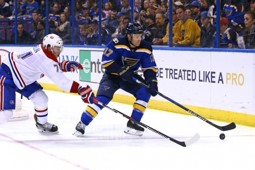 Blues at Canadiens Preview: Schwartz is back!