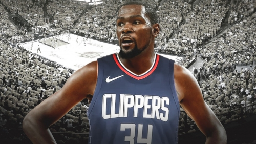 Clippers personnel expected to attend a lot of Warriors games to prepare for Kevin Durant's free agency