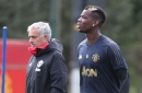 Manchester United player reveals what sparked Paul Pogba and Jose Mourinho's training ground argument