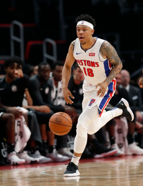 Zach Lofton's 2-way deal shows Detroit Pistons' planning. Here's why.