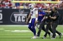 Bills injury report: Josh Allen, Taiwan Jones are non-participants