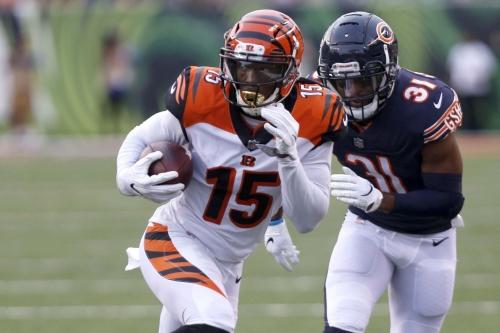Wednesday injury report: Cincinnati is really banged up
