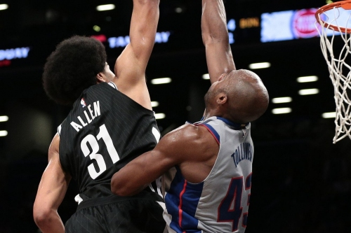 Nets discuss Detroit, rebounding, setting the tone on season opener
