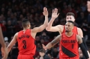 Blazers' Starting Five Ranked No. 13 in the NBA