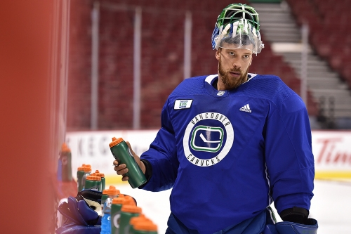 This isn't the first time Anders Nilsson has gotten off to a hot start