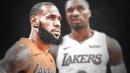 Rumor: Lakers' LeBron James wants to play with Blazers' Damian Lillard