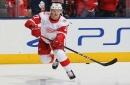Detori Red Wings Evgeny Svechnikov Out 5-6 Months