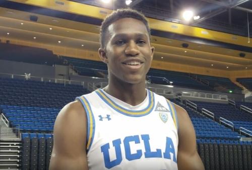 Video: David Singleton on UCLA's upcoming basketball season