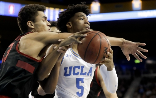 Video: UCLA's Chris Smith on learning the point guard position