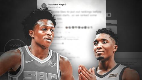 Kings' Twitter account trolls Jazz ahead of season opener