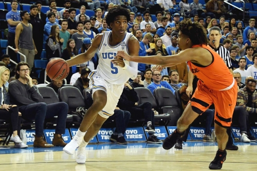 Big News in UCLA Basketball's First Media Availability
