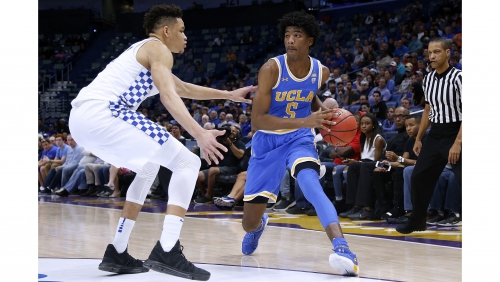 UCLA basketball turns to Chris Smith at backup point guard after injury