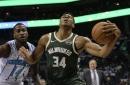 Rapid Recap: Milwaukee Bucks 113, Charlotte Hornets 112