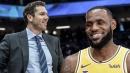 Lakers' Luke Walton making it a point to keep LeBron James fresh