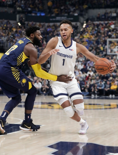 Memphis Grizzlies open NBA season with a loss at Indiana that couldn't have gone much worse