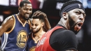 Pelicans' Anthony Davis wants exactly what Steph Curry, Kevin Durant, and Warriors always have in June