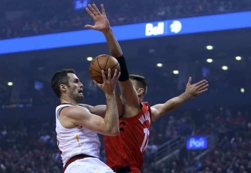 Cleveland Cavaliers learn they are no longer on Raptors' level in season-opening 116-104 loss: Chris Fedor's instant analysis