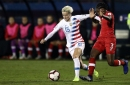 United States beats Canada 2-0 to win 2018 CONCACAF women's championship