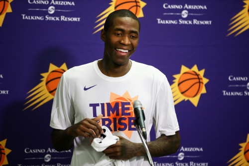 'A lot of gas left': 18-year veteran Jamal Crawford excited about joining Phoenix Suns