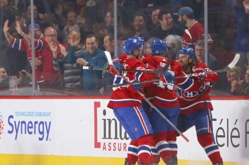 Recap: Blues Vs. Canadiens
