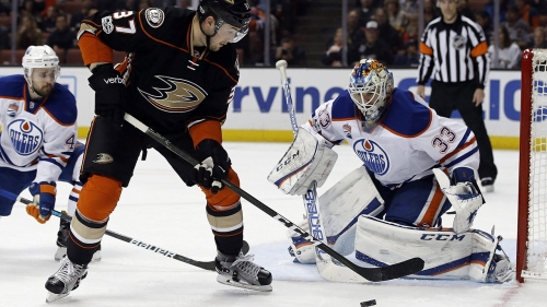 Ducks sign Nick Ritchie to 3-year deal