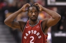 Leonard debuta con 24 puntos y Raptors vapulean a Cavs