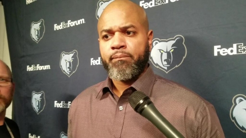 JB Bickerstaff: Grizzlies are 'much better' than they showed in season opener