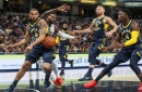 Pacers pummel Grizzlies on glass in opening night rout