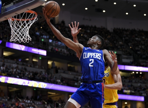 Doc Rivers anticipates Clippers rookie Shai Gilgeous-Alexander can see lots of playing time – if he earns it