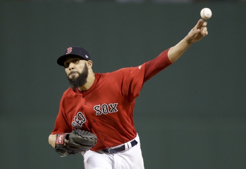 David Price to start for Boston Red Sox in ALCS Game 5 with chance to clinch spot in 2018 World Series