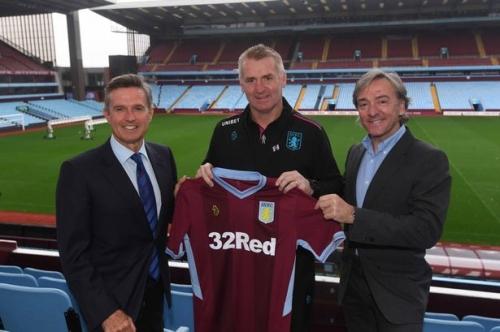 Fans will absolutely love what GOT Jesus Garcia Pitarch to Aston Villa