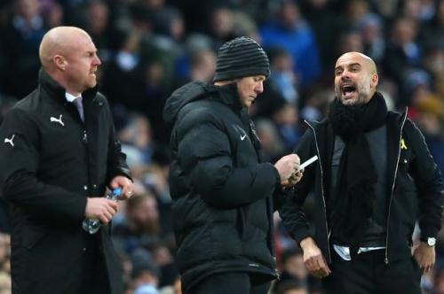 Why Pep Guardiola will be concerned ahead of Man City vs Burnley